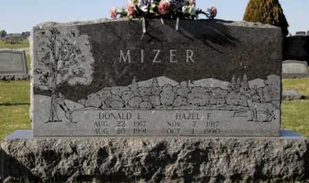 MIZER, HAZEL F. - Knox County, Ohio | HAZEL F. MIZER - Ohio Gravestone Photos