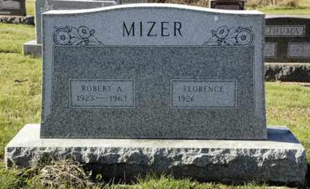 MIZER, ROBERT A. - Knox County, Ohio | ROBERT A. MIZER - Ohio Gravestone Photos