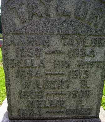 MEEKER SHAW, DELLA - Knox County, Ohio | DELLA MEEKER SHAW - Ohio Gravestone Photos