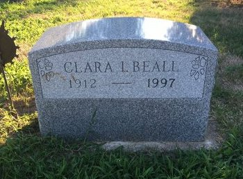 BEALL, CLARA L. - Lake County, Ohio | CLARA L. BEALL - Ohio Gravestone Photos
