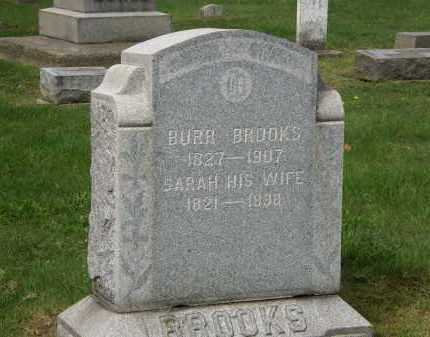 BROOKS, SARAH - Lake County, Ohio | SARAH BROOKS - Ohio Gravestone Photos