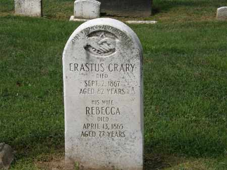 CRARY, REBECCA - Lake County, Ohio | REBECCA CRARY - Ohio Gravestone Photos