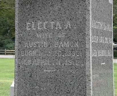 DAMON, AUSTIN - Lake County, Ohio | AUSTIN DAMON - Ohio Gravestone Photos