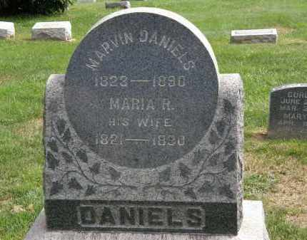 DANIELS, MARIA R. - Lake County, Ohio | MARIA R. DANIELS - Ohio Gravestone Photos
