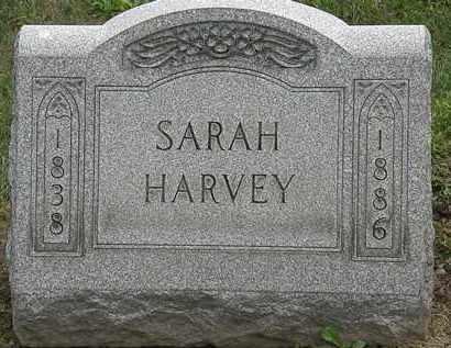 HARVEY, SARAH - Lake County, Ohio | SARAH HARVEY - Ohio Gravestone Photos