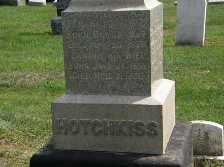HOTCHKISS, LAMIRA - Lake County, Ohio | LAMIRA HOTCHKISS - Ohio Gravestone Photos