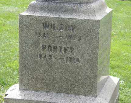 HOTCHKISS, PORTED - Lake County, Ohio | PORTED HOTCHKISS - Ohio Gravestone Photos