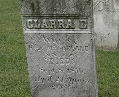 MCFARLAND, H.J. - Lake County, Ohio | H.J. MCFARLAND - Ohio Gravestone Photos