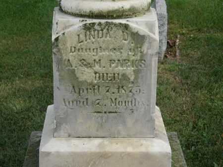 PARKS, LINDA D. - Lake County, Ohio | LINDA D. PARKS - Ohio Gravestone Photos