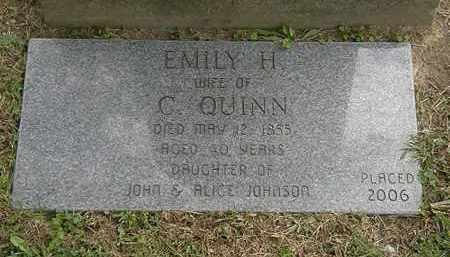 JOHNSON QUINN, C. - Lake County, Ohio | C. JOHNSON QUINN - Ohio Gravestone Photos