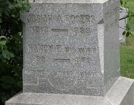 ROGERS, NANCY E. - Lake County, Ohio | NANCY E. ROGERS - Ohio Gravestone Photos