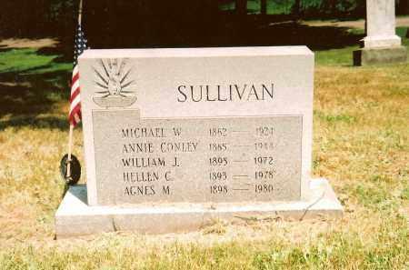 SULLIVAN, ANNIE - Lake County, Ohio | ANNIE SULLIVAN - Ohio Gravestone Photos