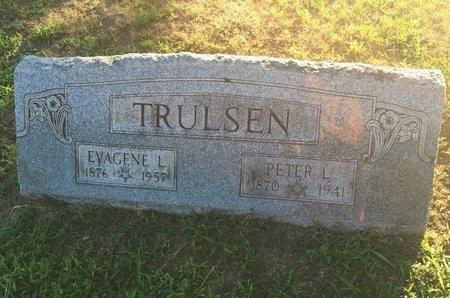 TRULSEN, PETER L. - Lake County, Ohio | PETER L. TRULSEN - Ohio Gravestone Photos