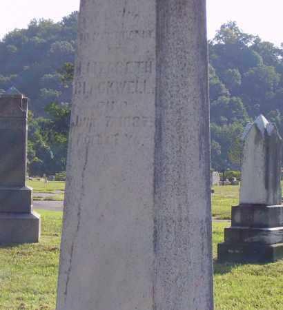 BLACKWELL, ELIZABETH - Lawrence County, Ohio   ELIZABETH BLACKWELL - Ohio Gravestone Photos
