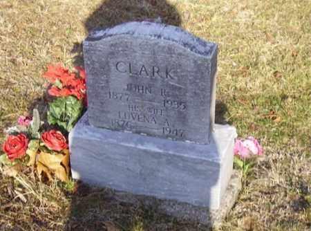 CLARK, JOHN ROBERT - Lawrence County, Ohio   JOHN ROBERT CLARK - Ohio Gravestone Photos