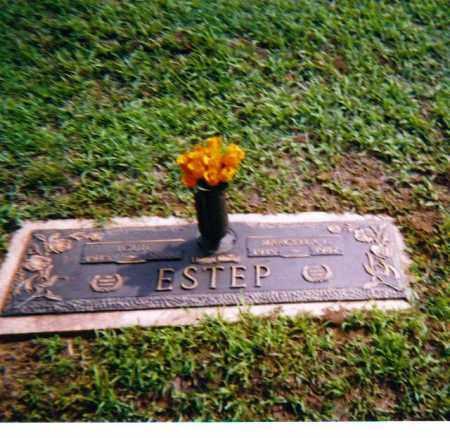 ESTEP, MARCELLA - Lawrence County, Ohio | MARCELLA ESTEP - Ohio Gravestone Photos