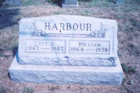 HARBOUR, LUCY A. - Lawrence County, Ohio | LUCY A. HARBOUR - Ohio Gravestone Photos