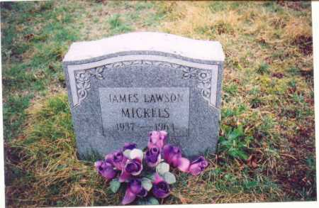 MICKELS, JAMES LAWSON - Lawrence County, Ohio | JAMES LAWSON MICKELS - Ohio Gravestone Photos
