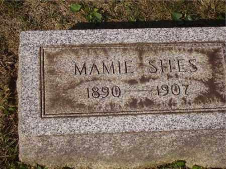 SITES, MAMIE - Lawrence County, Ohio | MAMIE SITES - Ohio Gravestone Photos