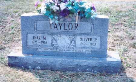 TAYLOR, INEZ M. - Lawrence County, Ohio | INEZ M. TAYLOR - Ohio Gravestone Photos