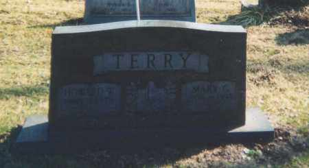 HUGHES TERRY, MARY GLADYS - Lawrence County, Ohio | MARY GLADYS HUGHES TERRY - Ohio Gravestone Photos