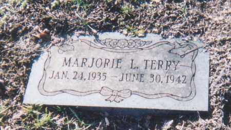 LOUISE TERRY, MARJORIE - Lawrence County, Ohio | MARJORIE LOUISE TERRY - Ohio Gravestone Photos