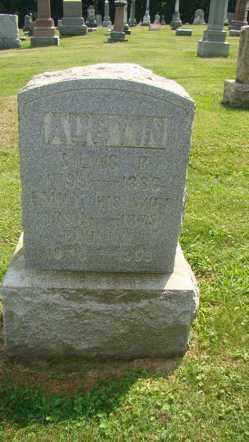 AUSTIN, SILAS P. - Licking County, Ohio | SILAS P. AUSTIN - Ohio Gravestone Photos