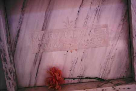 BAKER, MARY C. - Licking County, Ohio | MARY C. BAKER - Ohio Gravestone Photos