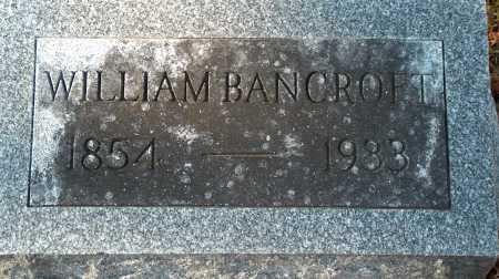 BANCROFT, WILLIAM - Licking County, Ohio   WILLIAM BANCROFT - Ohio Gravestone Photos