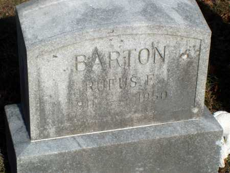 BARTON, RUFUS E. - Licking County, Ohio | RUFUS E. BARTON - Ohio Gravestone Photos