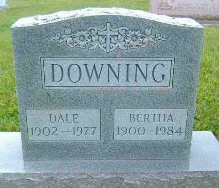 DOWNING, DALE - Licking County, Ohio | DALE DOWNING - Ohio Gravestone Photos