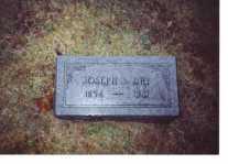 DRY, JOSEPH S - Licking County, Ohio | JOSEPH S DRY - Ohio Gravestone Photos