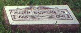 DUNCAN, JOSEPH JR. - Licking County, Ohio | JOSEPH JR. DUNCAN - Ohio Gravestone Photos