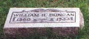 DUNCAN, WILLIAM H. - Licking County, Ohio | WILLIAM H. DUNCAN - Ohio Gravestone Photos