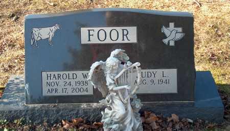 FOOR, JUDY L. - Licking County, Ohio | JUDY L. FOOR - Ohio Gravestone Photos