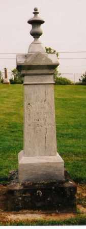 FORD, HUGH (JR.) - Licking County, Ohio | HUGH (JR.) FORD - Ohio Gravestone Photos