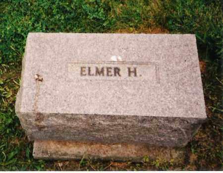 FRENCH, ELMER HOWE - Licking County, Ohio | ELMER HOWE FRENCH - Ohio Gravestone Photos