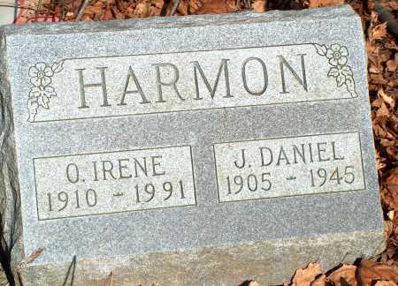 HARMON, O. IRENE - Licking County, Ohio | O. IRENE HARMON - Ohio Gravestone Photos