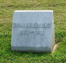 HEADLEE, THOMAS E. - Licking County, Ohio | THOMAS E. HEADLEE - Ohio Gravestone Photos