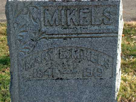 MIKELS, MARY E. - Licking County, Ohio | MARY E. MIKELS - Ohio Gravestone Photos