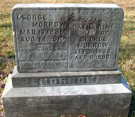 MORROW, CATHARINE - Licking County, Ohio | CATHARINE MORROW - Ohio Gravestone Photos