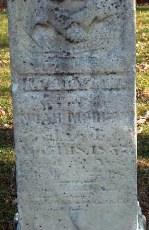 MORROW, MARY M. - Licking County, Ohio | MARY M. MORROW - Ohio Gravestone Photos