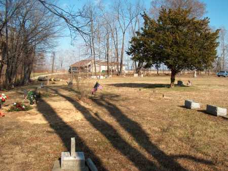 OVERVIEW, YORK ST. CEMETERY HARRISON TWP. - Licking County, Ohio | YORK ST. CEMETERY HARRISON TWP. OVERVIEW - Ohio Gravestone Photos