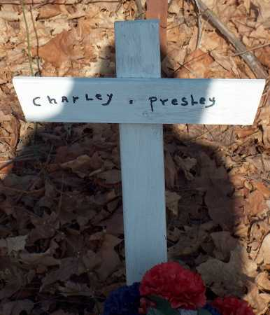 PRESLEY, CHARLEY - Licking County, Ohio   CHARLEY PRESLEY - Ohio Gravestone Photos
