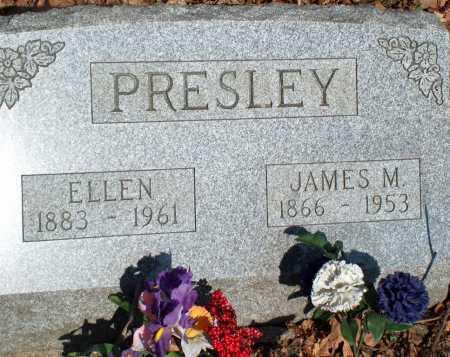 PRESLEY, JAMES M. - Licking County, Ohio | JAMES M. PRESLEY - Ohio Gravestone Photos