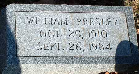 PRESLEY, WILLIAM - Licking County, Ohio | WILLIAM PRESLEY - Ohio Gravestone Photos