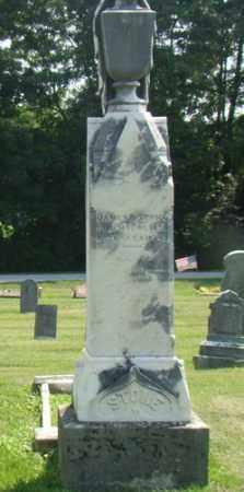 BAKER STONE, CATHARINE - Licking County, Ohio | CATHARINE BAKER STONE - Ohio Gravestone Photos