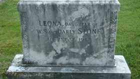 STONE, LEONA - Licking County, Ohio   LEONA STONE - Ohio Gravestone Photos