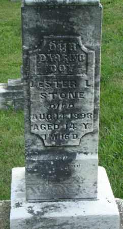 STONE, LESTER L. - Licking County, Ohio   LESTER L. STONE - Ohio Gravestone Photos