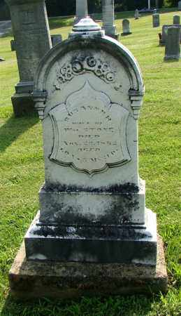 STONE, SUSANNAH - Licking County, Ohio | SUSANNAH STONE - Ohio Gravestone Photos